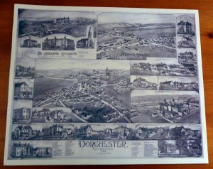 Dorchester Map
