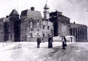 Dorchester Penitentiary circa 1900.