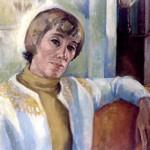 Pamela Black, portait by Faith Wood-Breen