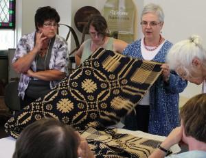 Textiles workshop.